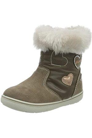 Primigi Psngt 63594, First Walker Shoe Niñas, Marmotta/Pietra