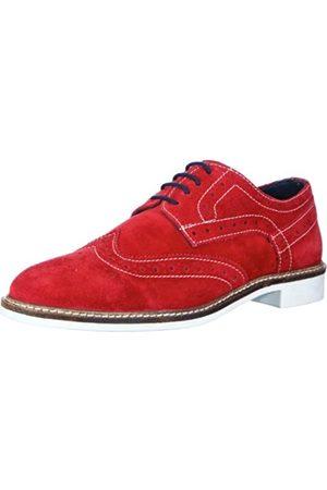 Dockers 325070-001007, Zapatos de Cordones Brogue Hombre, -Rot (Rot)