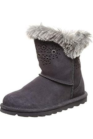 Bearpaw Andrea, Botas Slouch Mujer, Gr (Charcoal 030)