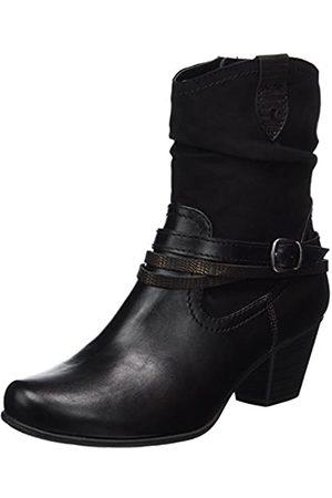 Soft Line 25362, Botas Mujer, (Black)