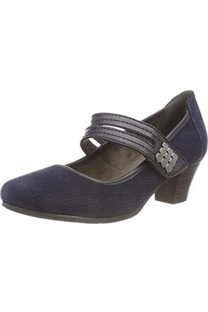 Jana 8-8-24331-21, Zapatos de Tacón Mujer, (Navy 805)