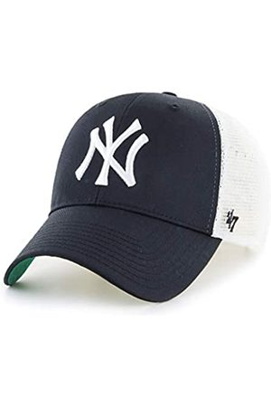 '47 York Yankees Adjustable Cap MVP Branson MLB Black/White - One-Size