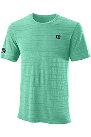 Wilson Hombre Camiseta de manga corta, KAOS RAPIDE SMLS CREW