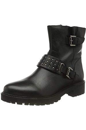 Geox D HOARA B BLACK Women's Boots Biker size 37(EU)