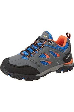 Regatta Holcombe Low Jnr, Walking Shoe Unisex-Child, (Briar/Blzeor 44z)