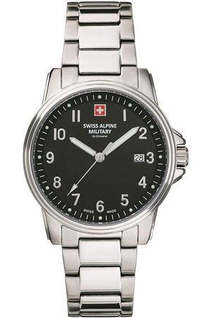 Swiss Alpine Military Reloj analógico Swiss Military 7011.1137, Quartz, 40mm, 10ATM para hombre