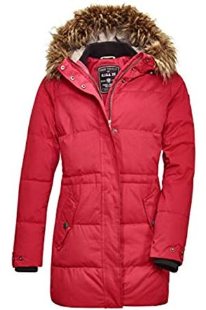 G.I.G.A. DX by killtec Ventoso Wmn Quilted Prk C - Parka para mujer con capucha, Mujer, 35818-000