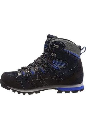 CMP Arietis, Zapatos de High Rise Senderismo para Hombre, (Black Blue)
