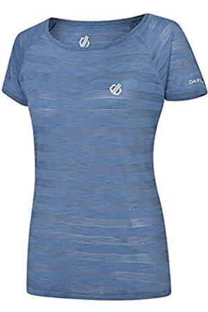 Dare 2B Defy - Camiseta De Deporte De Manga Corta, Tejido Elástico De Secado Rápido T-Shirts/Polos/Vests, Mujer