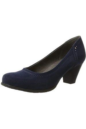 Soft Line 22461, Zapatos de Tacón Mujer, (Navy)