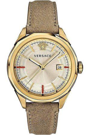 VERSACE Reloj analógico VERA00318, Quartz, 44mm, 5ATM para hombre