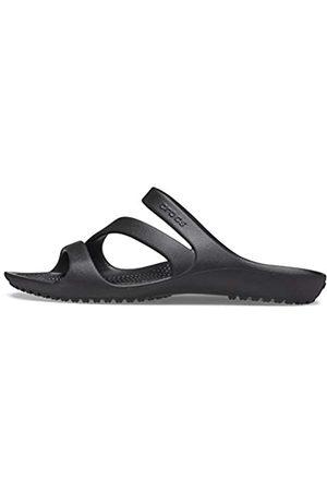 Crocs Kadee II Sandal, Sandalia Mujer, Black