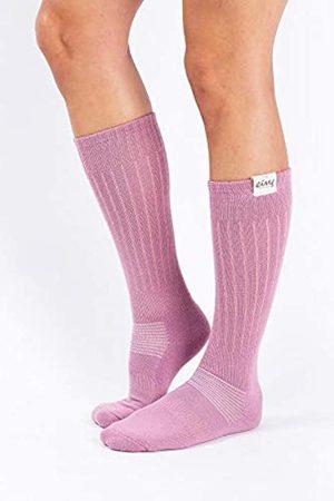 Eivy Rib Underknee Wool Socks - Calcetines funcionales