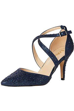 Lotus Star, Zapatos de tacón con Punta Cerrada Mujer