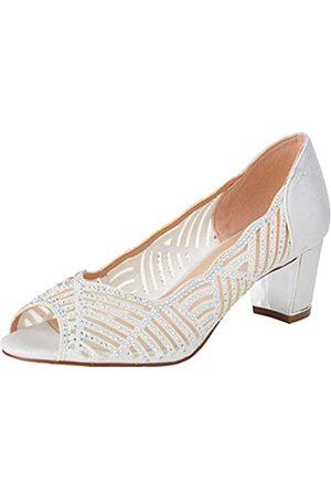 Lotus Immy, Zapatos de tacón con Punta Abierta Mujer