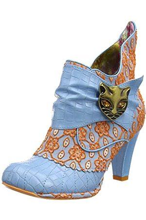 Irregular Choice Miaow, Botas Cortas al Tobillo Mujer
