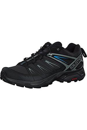 Salomon X Ultra 3, Zapatillas de Running para Hombre, (Phantom / Black / Hawaiian Surf)