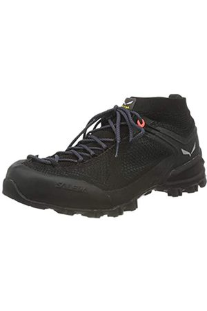 Salewa WS Alpenviolet Knitted, Zapatos de Senderismo Mujer (Black/Black)