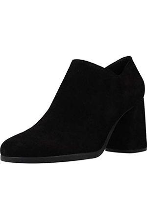 Geox D Calinda High C, Zapatos de Tacón Mujer, (Black C9999)