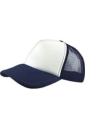 eBuyGB Gorra Ajustable para Hombre y Hombre, Ajustable, Gorra de béisbol de Malla de Verano, Color Rojo, Hombre, Mesh Baseball Hat