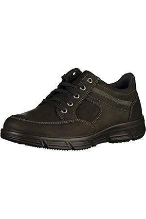 Jomos Montana, Zapatos de Cordones Derby Hombre, (Schwarz/Shark 143-0044)