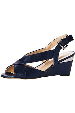 Lotus Dominica, Zapatos de tacón con Punta Abierta Mujer
