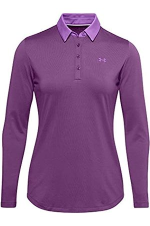 Under Armour Zinger Long-Sleeve Polo, Mujer