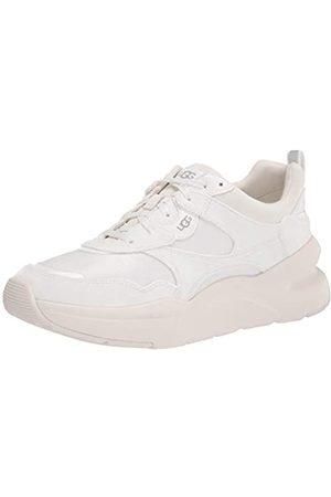 UGG Female LA Hills Shoe, White / White