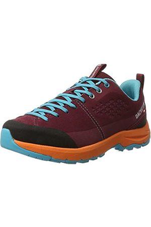 Dachstein Outdoor Gear Siega Wmn, Zapatos de Low Rise Senderismo Mujer, (Aubergine/Orange)