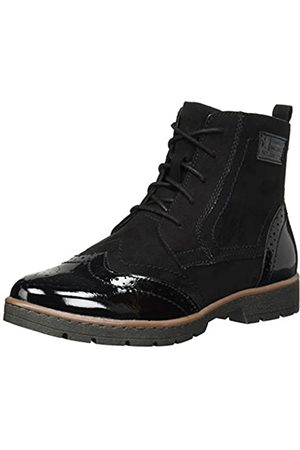 Soft Line 25265, Botas Militar Mujer, (Black)