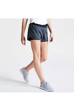 Dare 2B Outrun - Pantalón Corto Deportivo, Tejido Ligero De Secado Rápido, con Pantalón Interior Elástico Shorts, Mujer