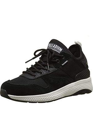 Palladium AX_EON Army Run, Zapatillas Mujer, (Black/White 115)