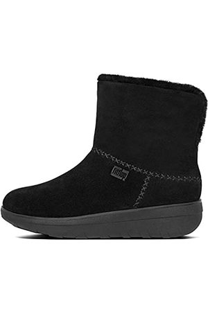 FitFlop Mukluk Shorty III, Botines Mujer, (All Black 090)