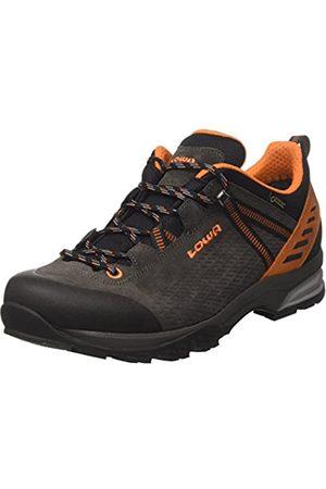 Lowa Arco GTX Lo, Zapatos de Senderismo Hombre, (Anthrazit/Orange)