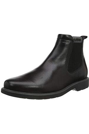 Geox U RAFFAELE B BLACK Men's Boots Chelsea size 39(EU)