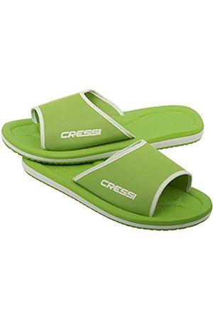 Cressi Lipari Chanclas para Playa y Piscina, Unisex, Lime/