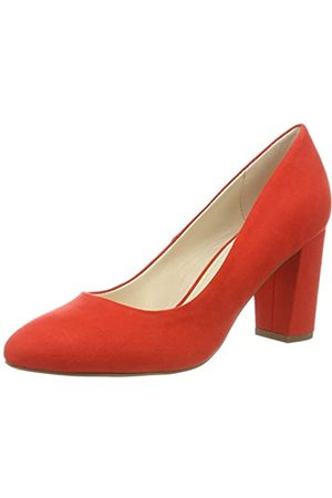Blink BL 1321 BjamaicaL, Zapatos de tacón con Punta Cerrada Mujer, (Red 31)