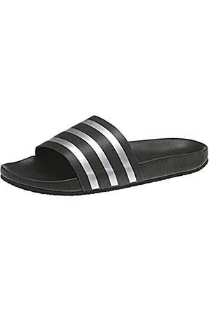adidas Adilette Zapatos de playa y piscina Hombre, (Core Black/Core Black/Core Black)