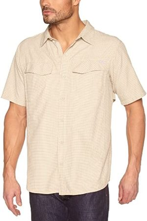 Columbia Silver - Camisa para Hombre, tamaño M