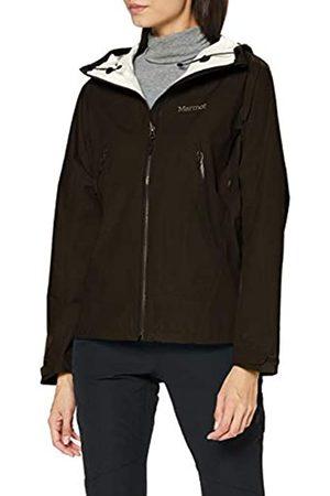 Marmot Wm's Eclipse Jacket Chubasqueros, Chaqueta Impermeable, A Prueba De Viento, Impermeable, Transpirable, Mujer, Black