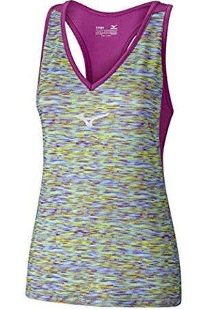 Mizuno Camiseta de Tirantes para Mujer, Multicolor, Mujer, Camisetas, K2GA8205-89