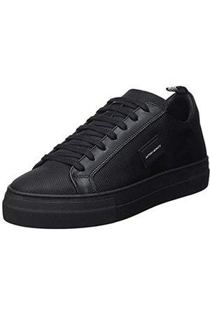 Antony Morato Sneaker DUGGER Metal IN Nylon E Pelle, Oxford Plano Hombre