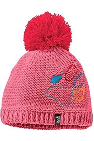 Jack Wolfskin Paw Knit, Gorra Niñas