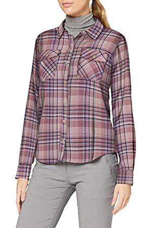 Marmot Bridget Midwt Flannel Camiseta de Manga Larga, Mujer