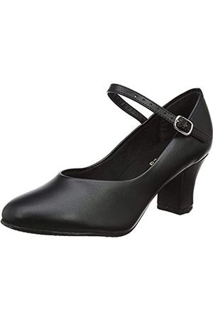 So Danca Ch52 Zapatos de Tap Mujer, (Black)