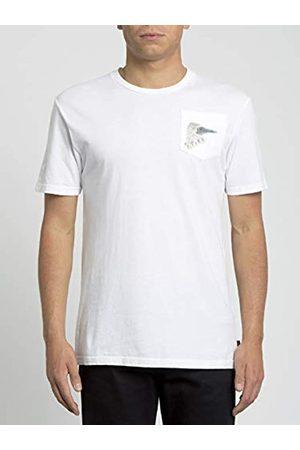 Volcom GIVEBACK FA SS Camiseta, Hombre