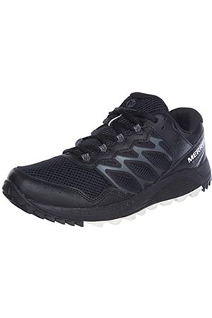 Merrell Wildwood GTX, Zapatillas para Caminar Mujer, (Black/Black)