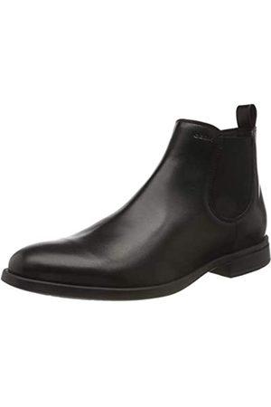 Geox U DOMENICO A BLACK Men's Boots Chelsea size 42(EU)