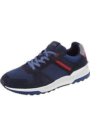 Antony Morato Sneaker Treck Running IN Nylon E CAMOSCIO, Oxford Plano Hombre