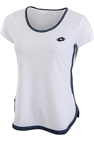 Lotto Shela III Tee W Camiseta de Manga Corta, Mujer